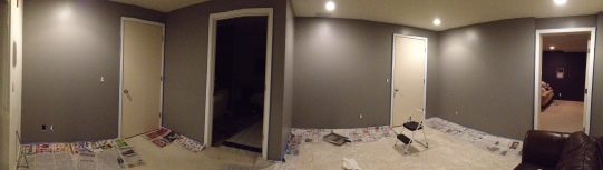 Mid: Couple coats down.. almost there!