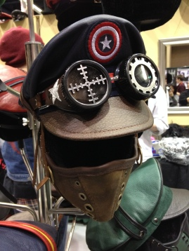 This is perfect for you... Steampunk!!